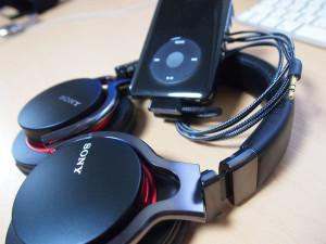 iPod + E07K + MDR-1RMK2
