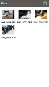 PQI Air card写真ライブラリ