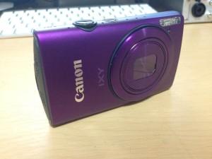 Canon IXY600F