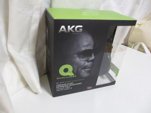 AKG Q701パッケージ