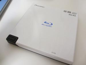 Pioneer BDR-XD05W-XL