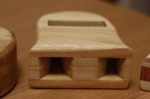 木製iPhone Speaker 深型