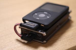 iPod Classic + VentureCraft 7N Dock-USB + PHA-1