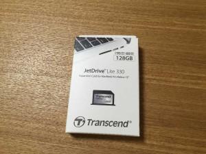JetDrive Lite 330 外箱