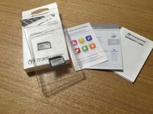 JetDrive Lite 330 内容物