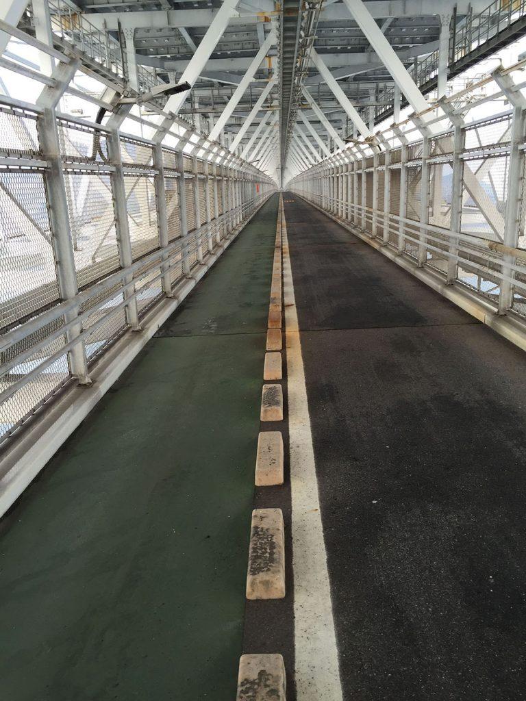 因島大橋は残念な景色