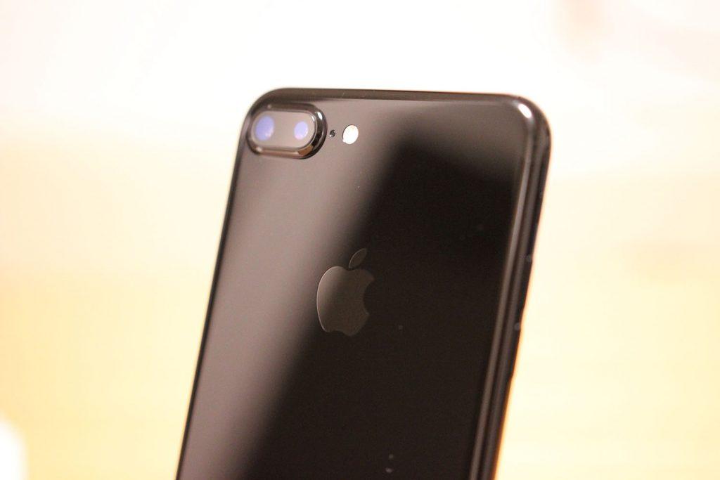 iPhone 7 Plus ジェットブラック!