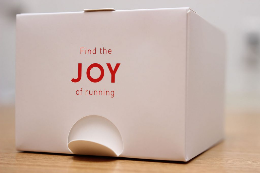 Find The JOY of Running